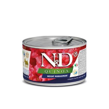 N&D Dog Quinoa Weight Managem