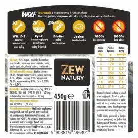 WOLF Chiken 450 gr baton